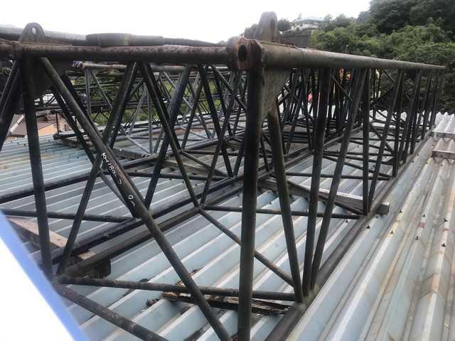 KH180-3用 9mブーム